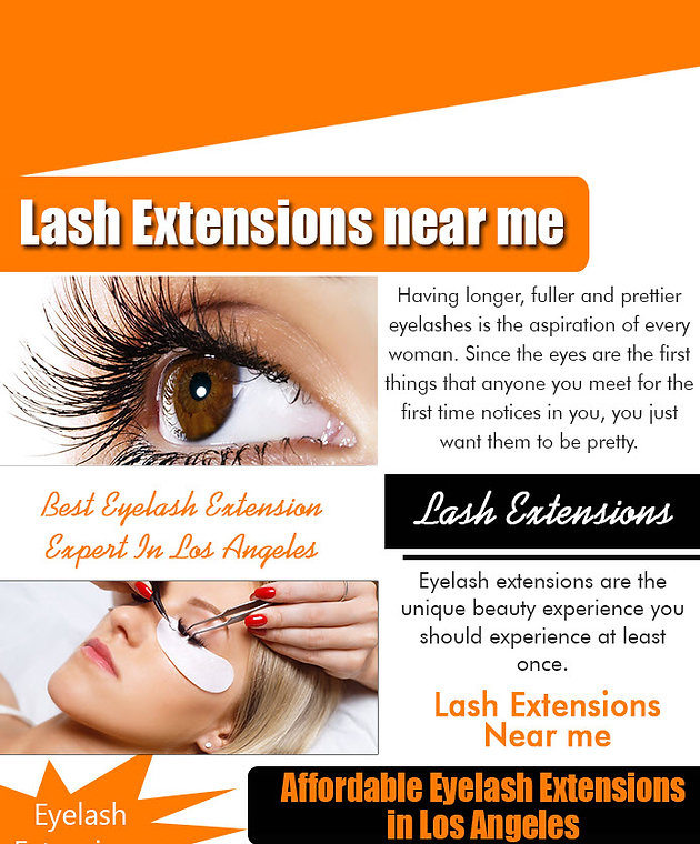 1bfd360ab65 Affordable Eyelash Extensions In Los Angeles | Eyelash Extensions ...