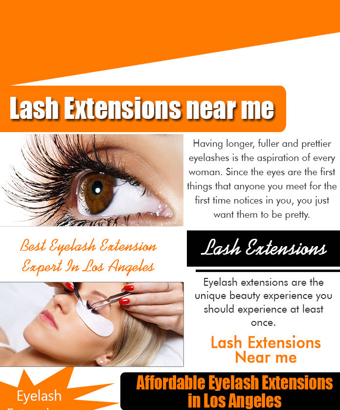 Affordable Eyelash Extensions In Los Angeles