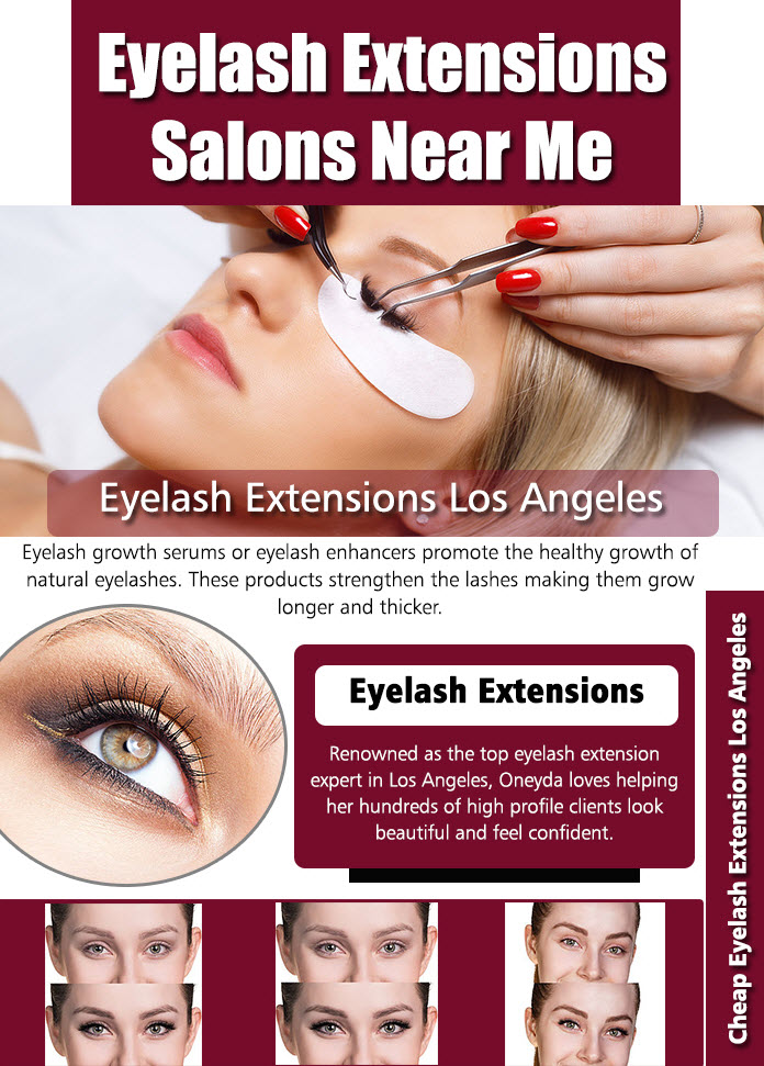 Understanding Eyelash Extensions | Eyelash Extensions Salons in Los