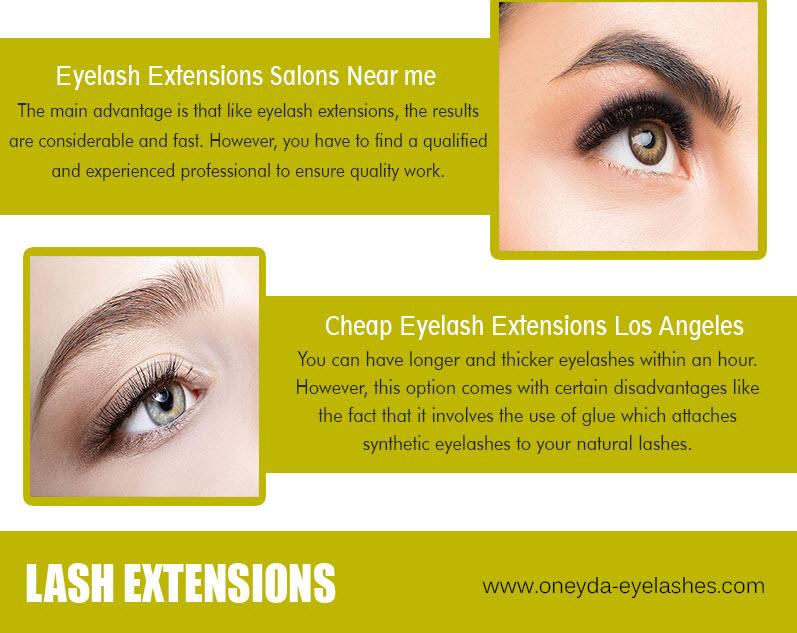 Best Eyelash Extensions Los Angeles Eyelash Extensions Salons In