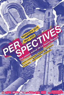 Affiche PERSPECTIVES Isaak Cohen & Romai