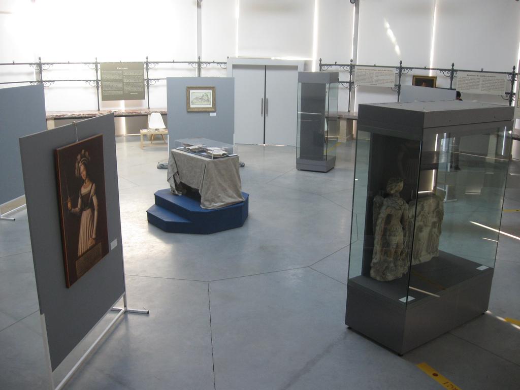 Le musée rêvé ©Archimuse