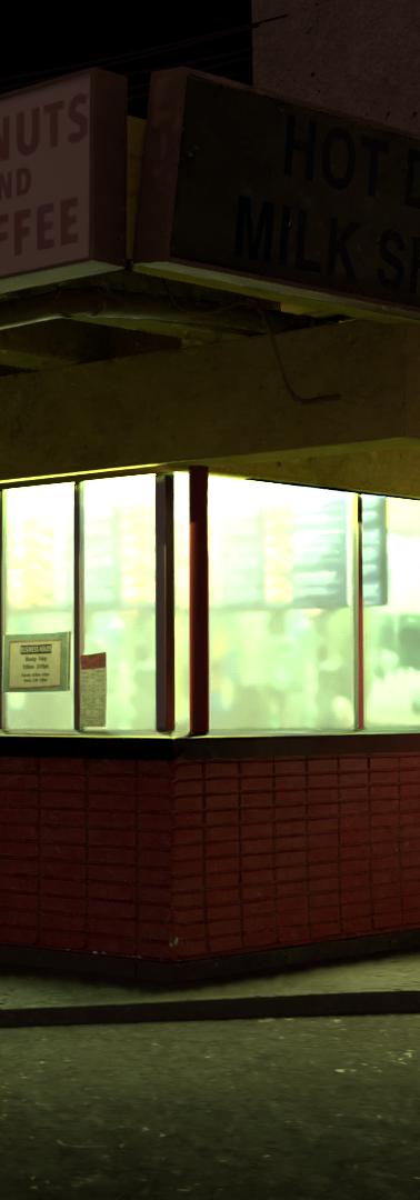 Window Spill Lights