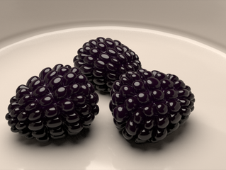 VIST 470 - Organic Object Recreation