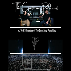 The Continue Podcast - Episode 1 w/ Jeff Schroeder from Smashing Pumpkins