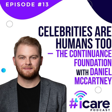 #icare Podcast with Daniel McCartney