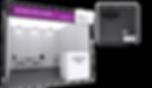 MICE - 9sqm Basic Shell Scheme (Purple).