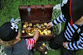 family festival gold chest pirate kids fun newbuty.jpg
