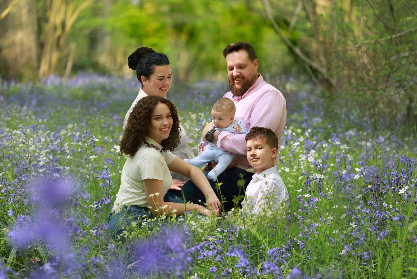 FAMILY Photoshoot outdoor