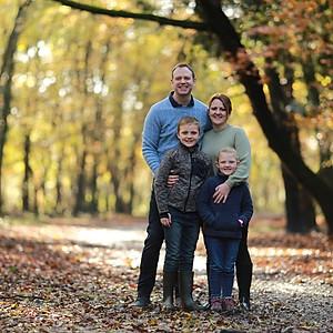Mark Family portraits