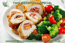 cordon bleu special weekend takeaway new