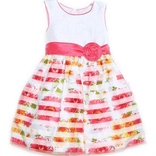 Dievčenské detské spoločenské šatičky šaty e0eac7e4c4b