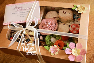 mothers day afternoon tea coach and hors