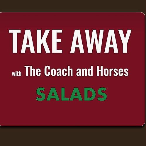 CAESAR SALAD with anchovies, parmesan shavings £10.50