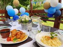 birthday party outdoor indoor restaurant