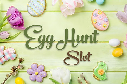 FREE EGG HUNT SLOT