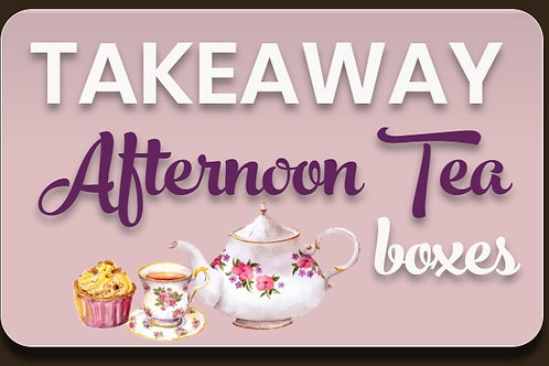 TRADITIONAL AFTERNOON TEA £15.50 per person
