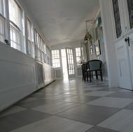 cape may beach house floors