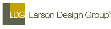 larson design group logo