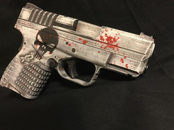 Cerakote Custom Handgun