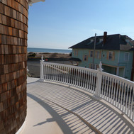 cape may terrace view