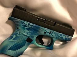 Cerakote Kryptek Lower Handgun