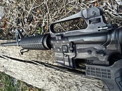 Cerakote Black Flag AR-16