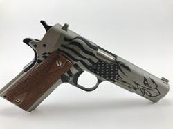 Cerakote Upper Eagle Handgun