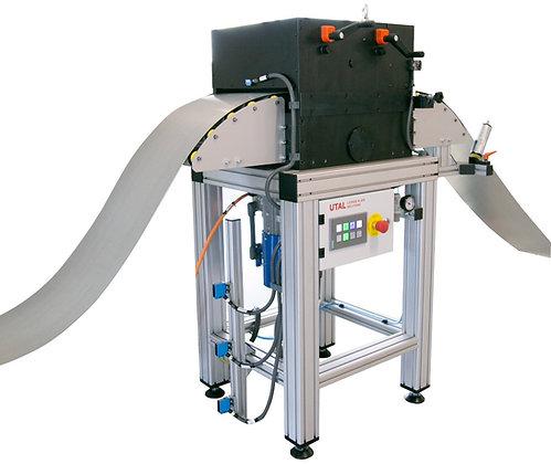 Wald-Utal Aluminum Stock Straightener