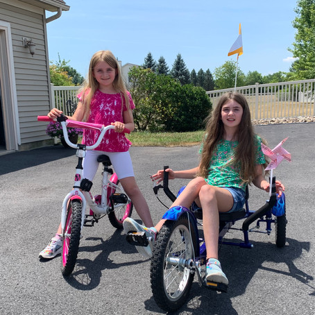 Biking, Hiking and More! Safe Summer Activities Fit for Low Vision