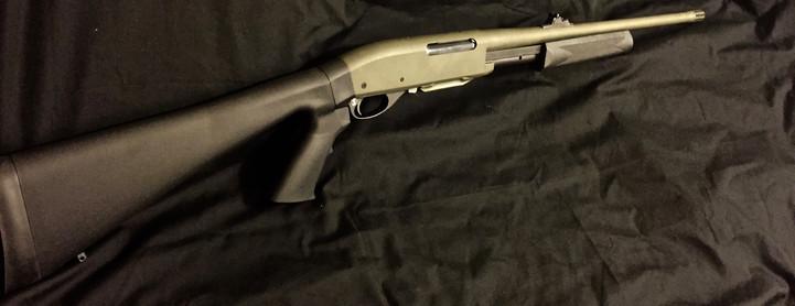 Cerakote Two Tone Shotgun