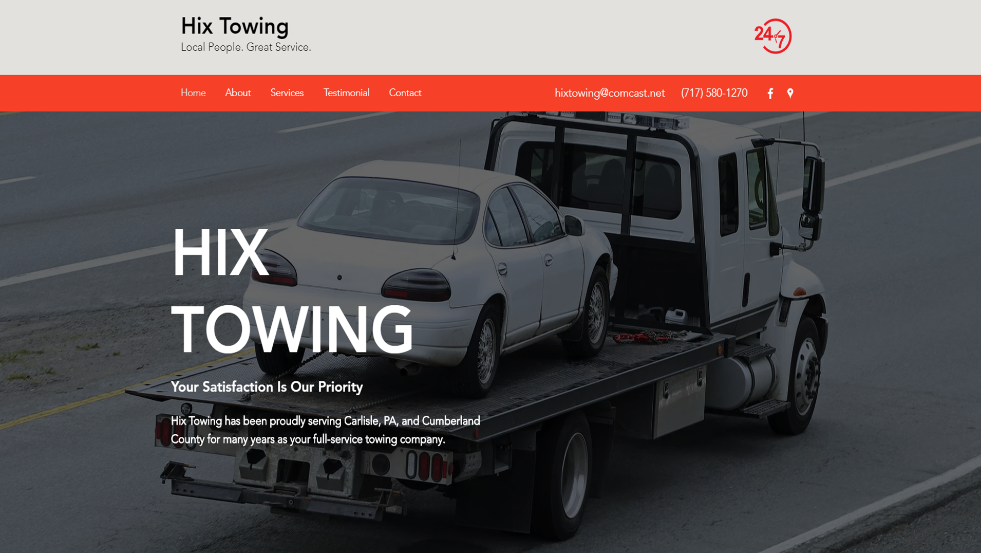 Hix Towing