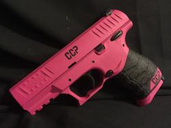 Cerakote Pink Handgun