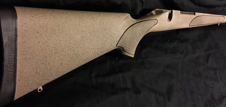 Cerakote Brown Rifle Stock