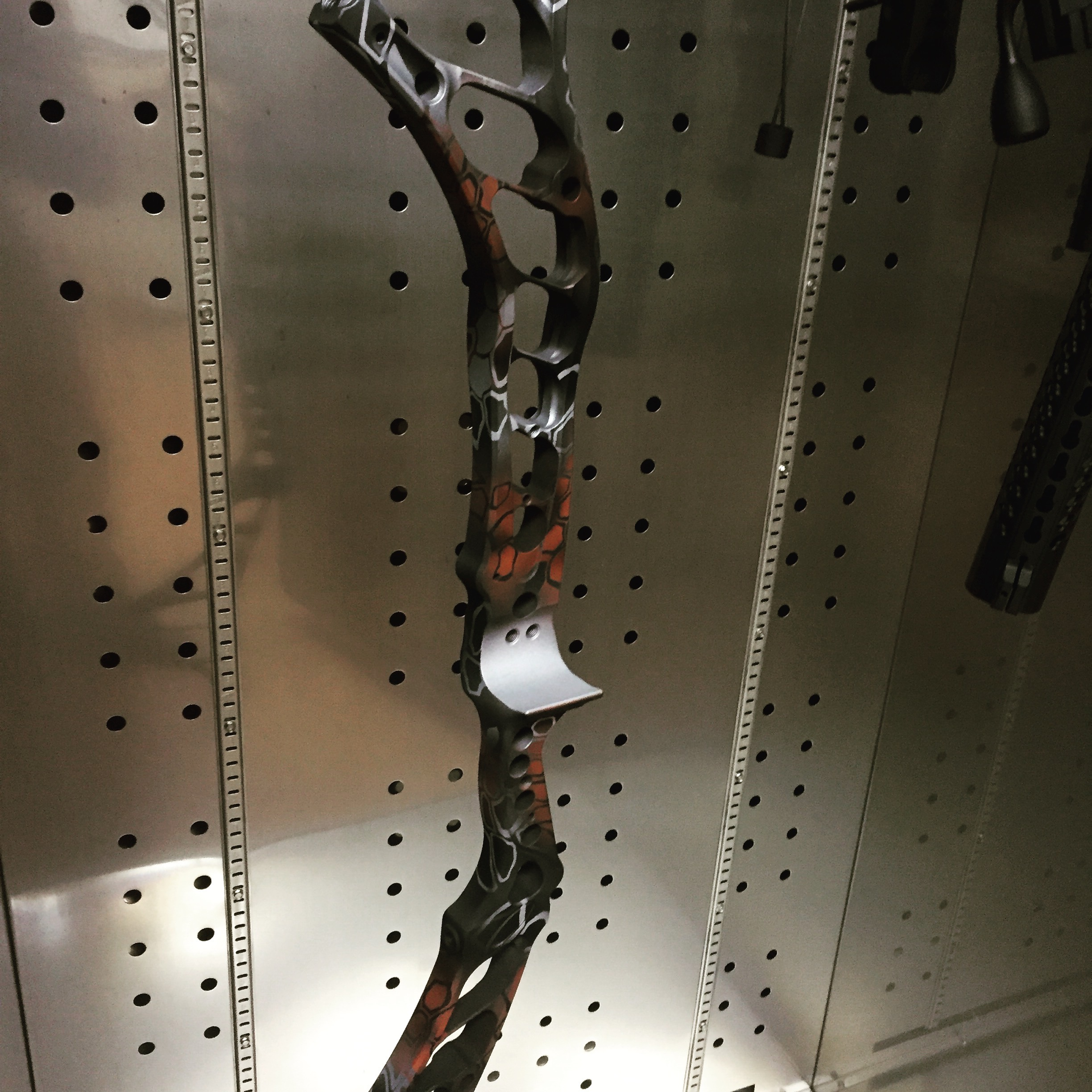 Cerakote Compound Bow