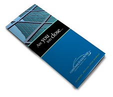 Customer Follow Up Brochure