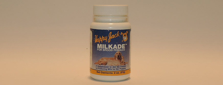 Happy Jack Milkade