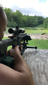 Cerakote On The Gun Range