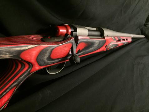 Cerakote Custom Rifle