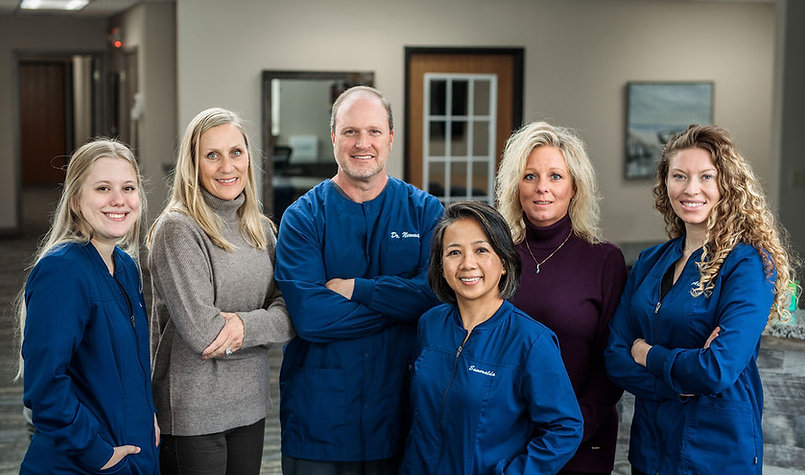 eagle valley family dentistry team in bellefonte, pa