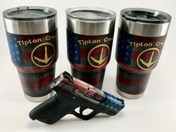 Cerakote Matching Gun and Mug