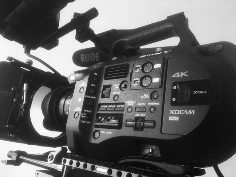 videographer background
