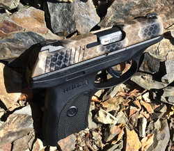 Cerakote Upper Snakeskin Handgun