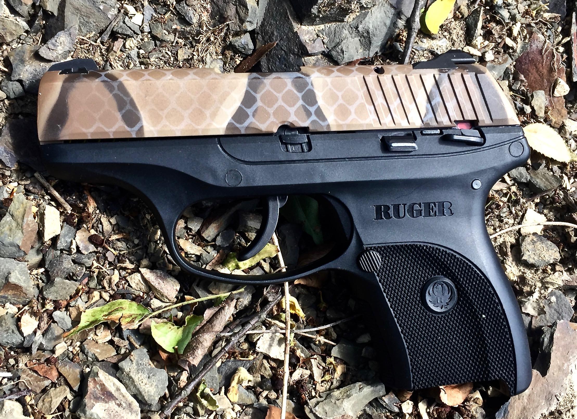 Cerakote Upper Handgun