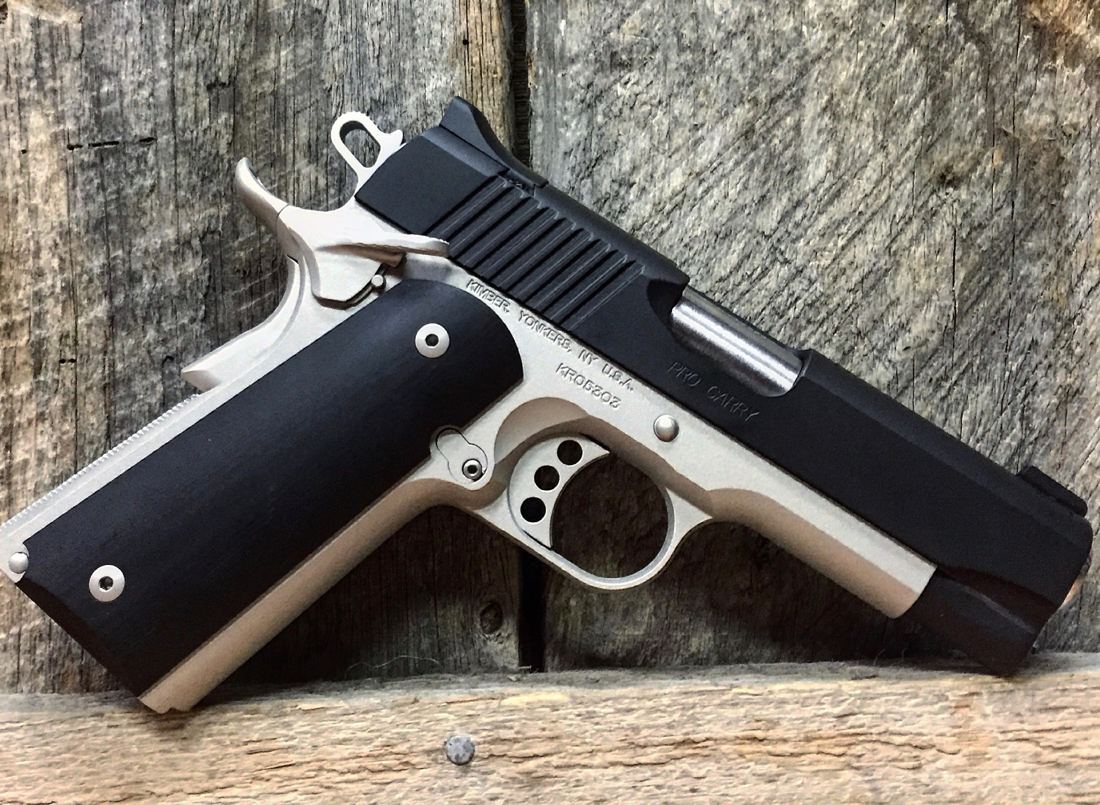 Cerakote Sand Lower Handgun
