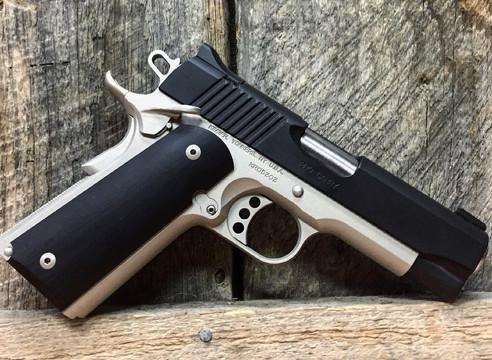 Cerakote Two Tone Handgun