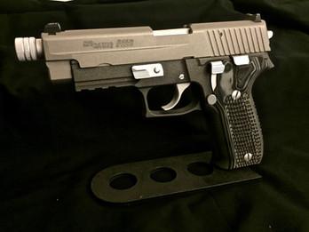 Cerakote Upper Slide Handgun