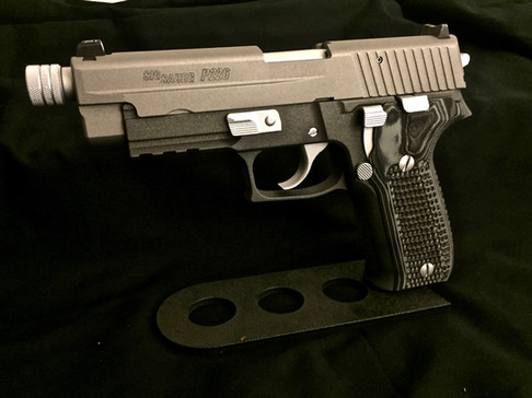 Cerakote Upper Slide Handgun