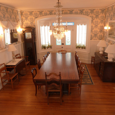 cape may dining room