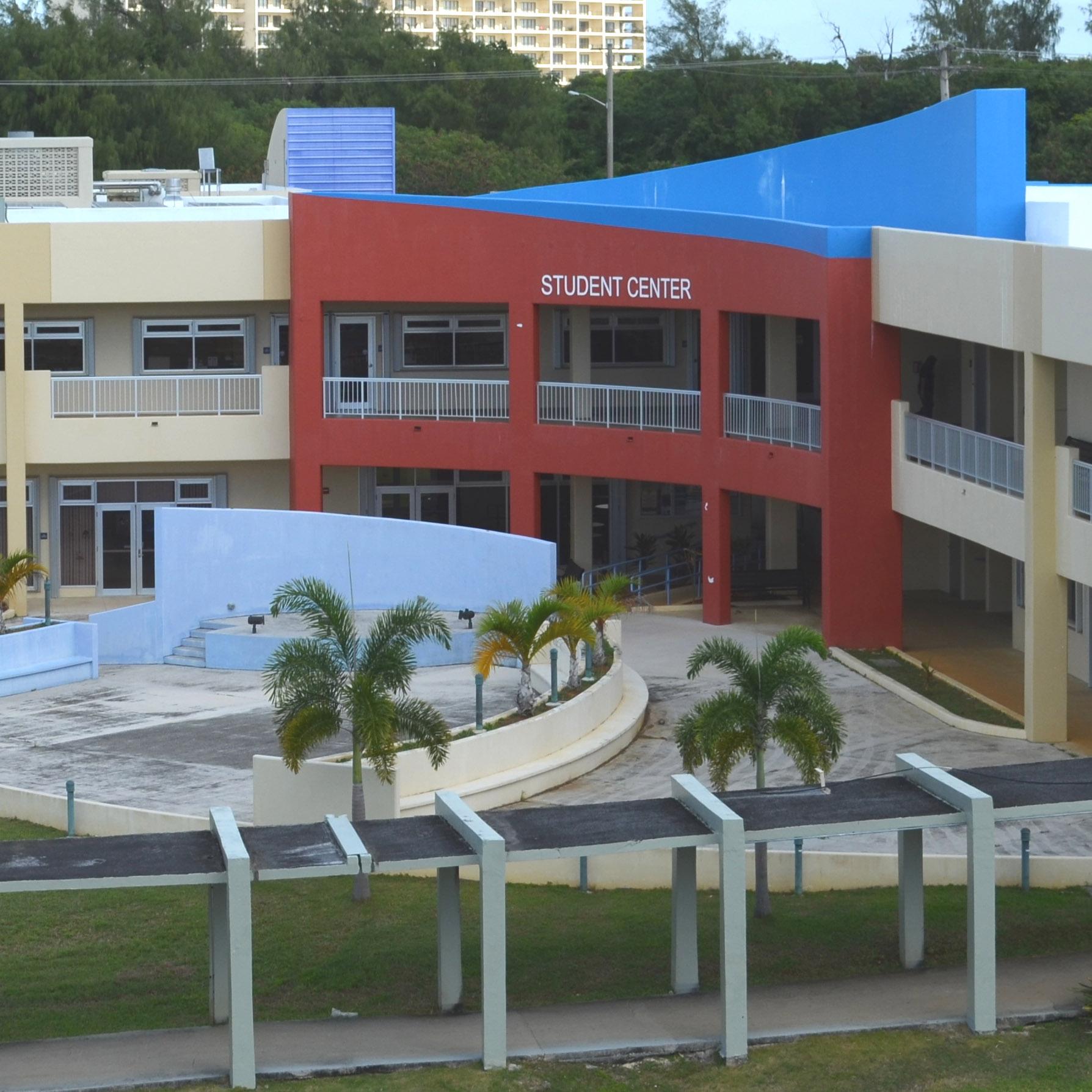 GCC Student Center